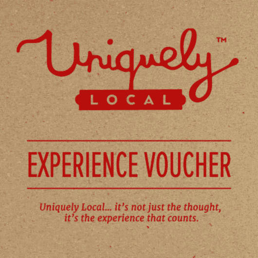Uniquely Local Gift Vouchers