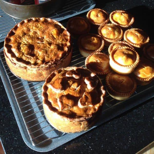 Pork Pie and Piccalilli making workshop