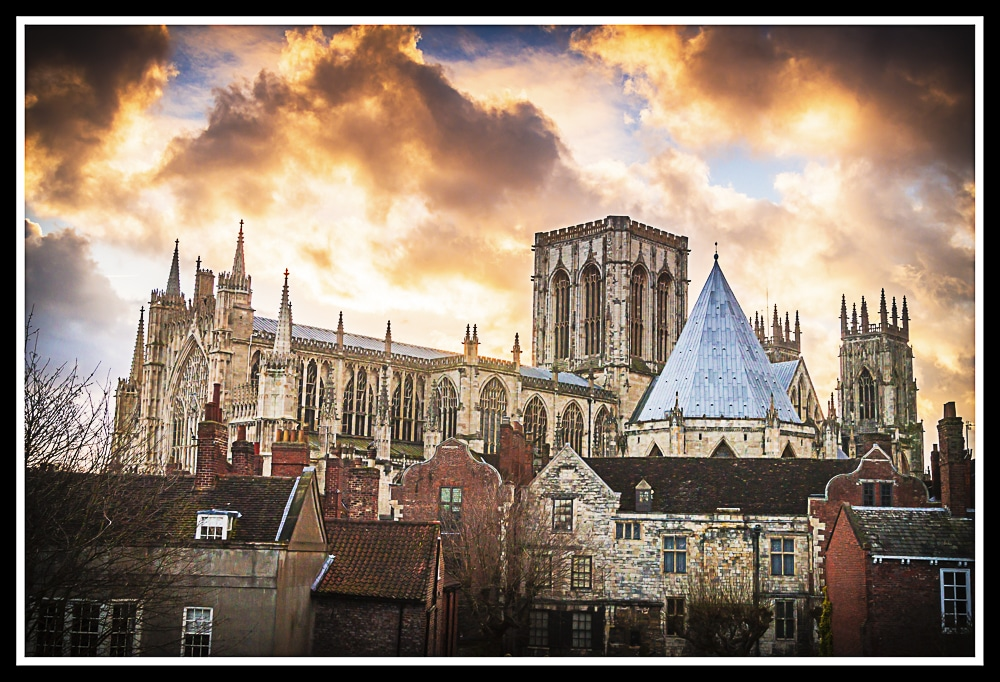 York Minster by Stewart Waite Photography