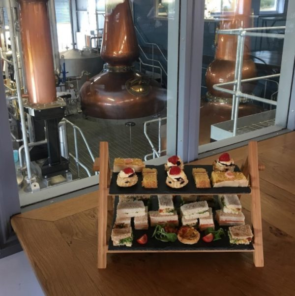 Afternoon Tea at the Spirit of Yorkshire Whisky Distillery