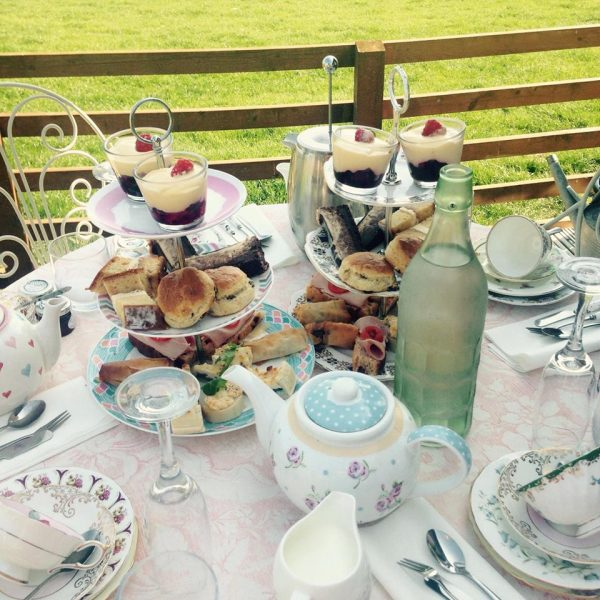 happiness spa experience with afternoon tea
