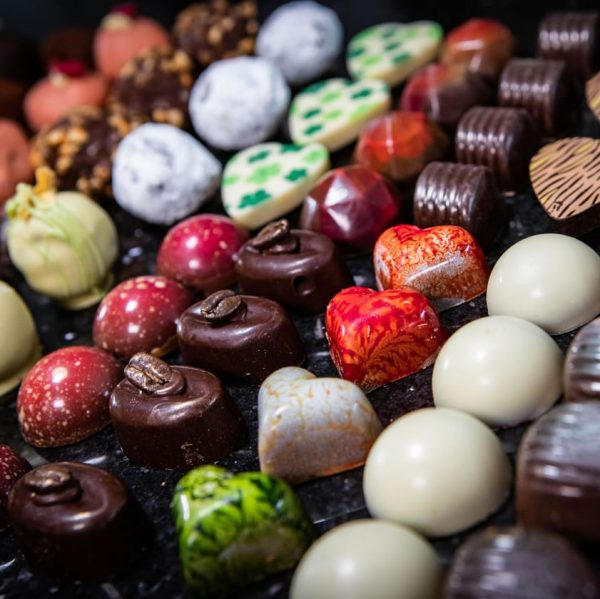 Luxury Chocolate Making Workshop
