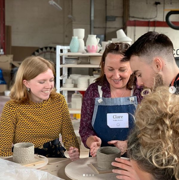 Pottery Making Experience in Leeds