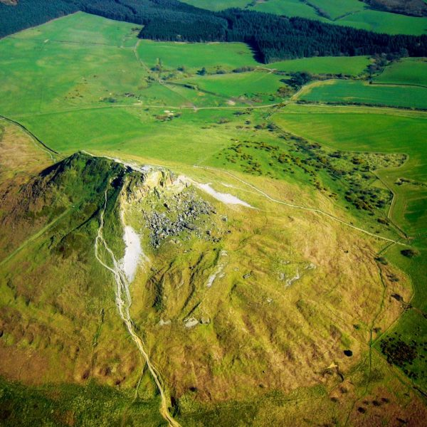 Pleasure Flight to Roseberry Topping & The Cleveland Hills
