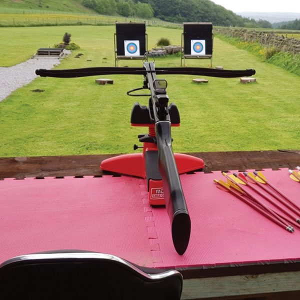 One Hour Crossbow Session in Sheffield