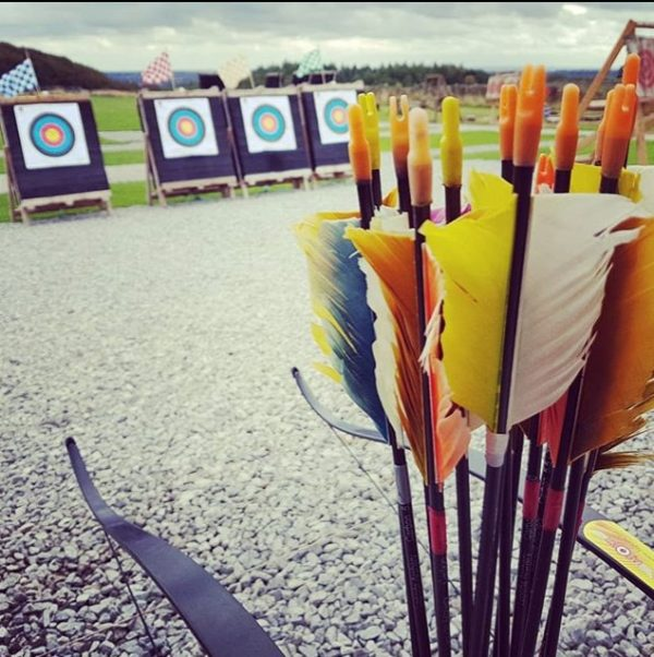 One Hour Target Archery Experience near Sheffield