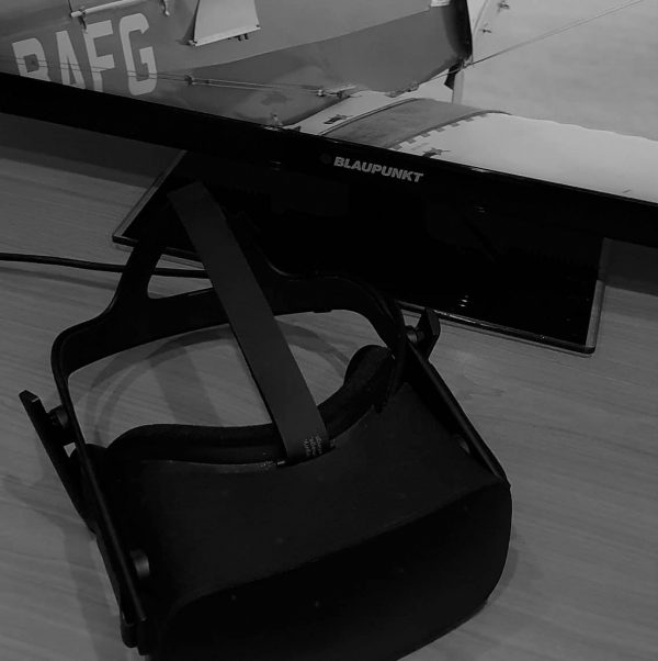 Tiger Moth Virtual Reality Flight Experience