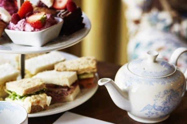 afternoon tea tour harrogate