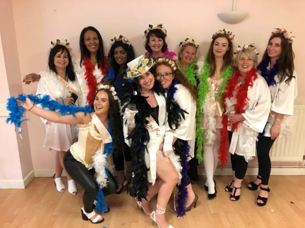 Burlesque Hen Party York