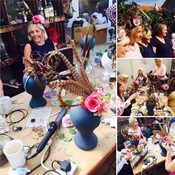 Group Fascinator Workshop