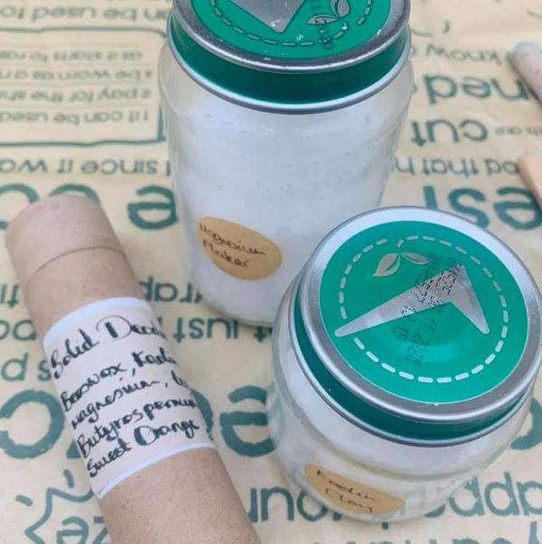 Cosmeti-Craft Eco GO GREEN! & Eco Gin Workshop