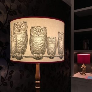 Lampshade Making Workshop in West Yorkshire