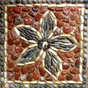 Pebble Mosaic Workshop - Yorkshire