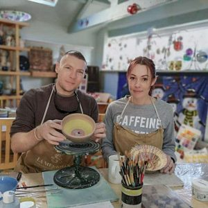 Two Hour Pottery Wheel Experience Near Leeds