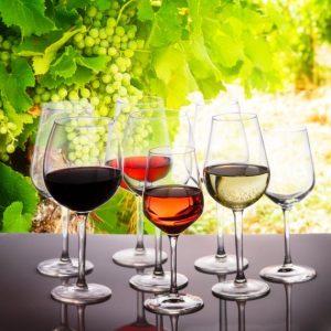 Yorkshire Heart Signature Wine Tasting Experience
