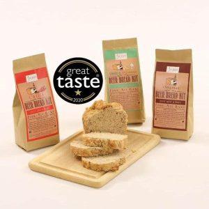 Beer Bread Home Baking Mix - Original, Chilli, Garlic & Parmesan