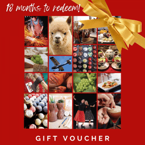 Uniquely Local Gift Vouchers - Yorkshire Experience Gift Vouchers