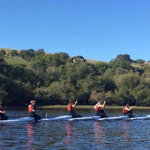 Group Stand Up Paddle Board Experience
